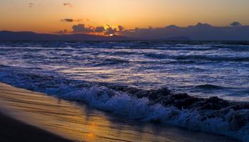 Где находится Атлантида Версия Средиземное море