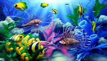 Глубоководные существа