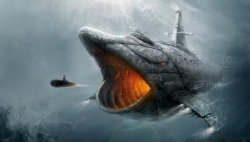 НЛО, вражеские субмарины или неизвестные существа ?