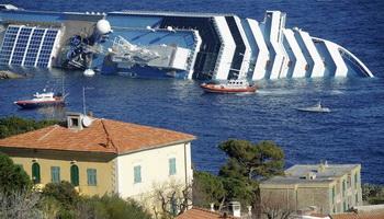 Морские аварии и катастрофы