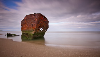 Корабли, выброшенные на берег