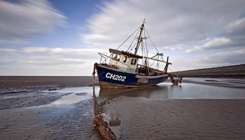 Приключения океанского парохода «Клан Алпайн»
