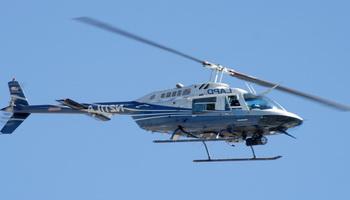 Спасательные операции «воздух — море»