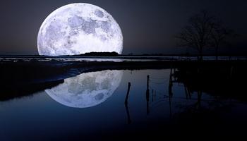 Гибель Атлантиды. Версия: захват Луны Землей