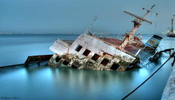 Аварии кораблей и судов. Причины